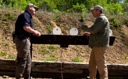 Richard Nance and James Tarr discuss the basics of using steel targets for handguns and rifles.