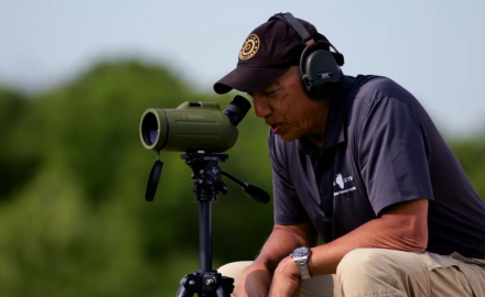 J. Scott Rupp and Jim Kauber discuss the role that wind plays when shooting rifles at long