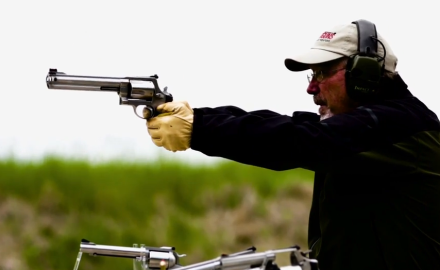 James Tarr and J. Scott Rupp discuss the various uses for big bore revolvers.