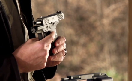 James Tarr reviews the PPS M2 pistol from Walther.