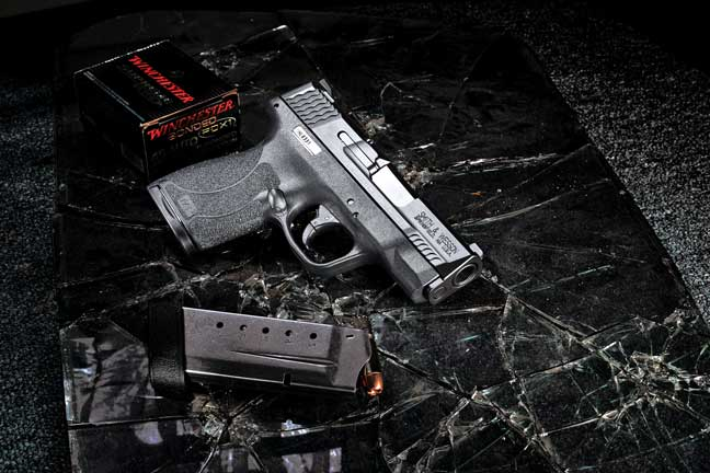 Smith & Wesson M&P45 Shield Review