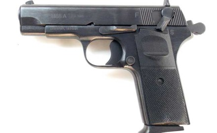The original Tokarev was a simple, Browning-like service pistol developed in the 1930s.