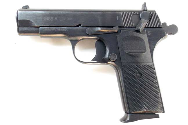 Tempted by Tokarev