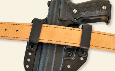 A new user configurable holster from High Threat Concealment.