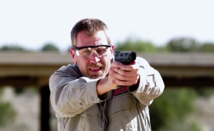 James Tarr reviews the Walther Q5 Match competition pistol.