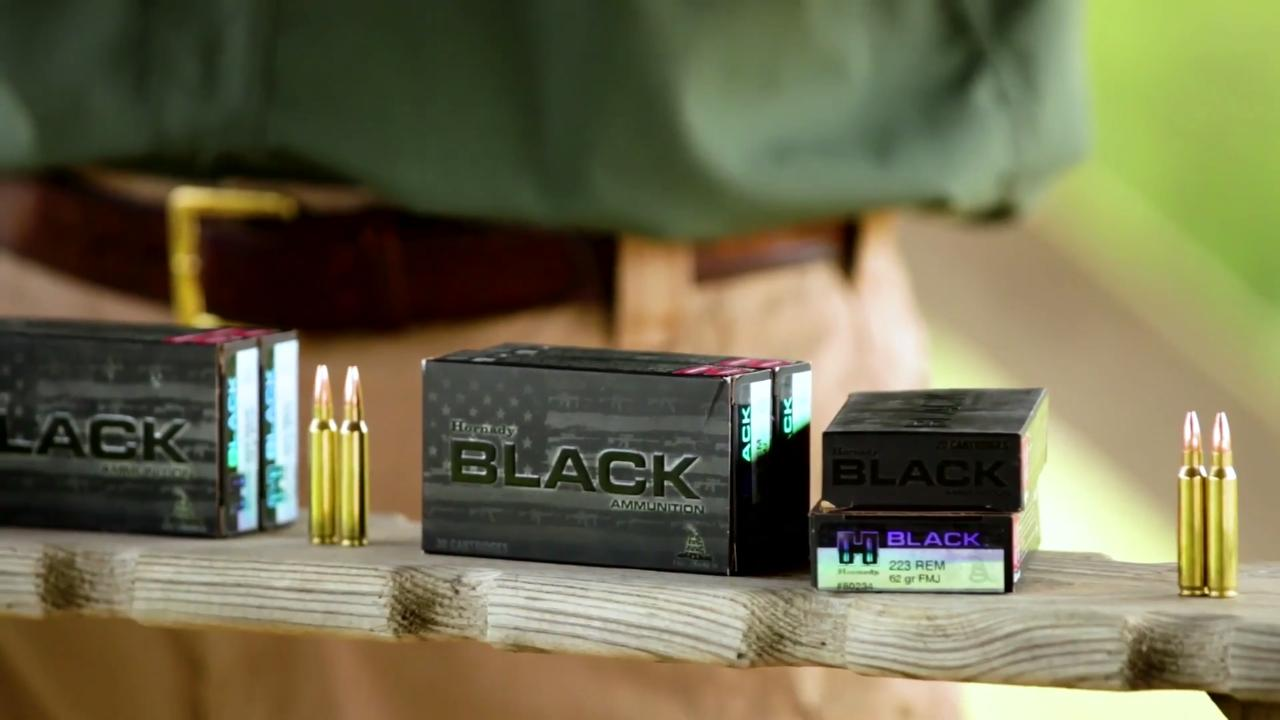 Product Review: Hornady Black Ammo