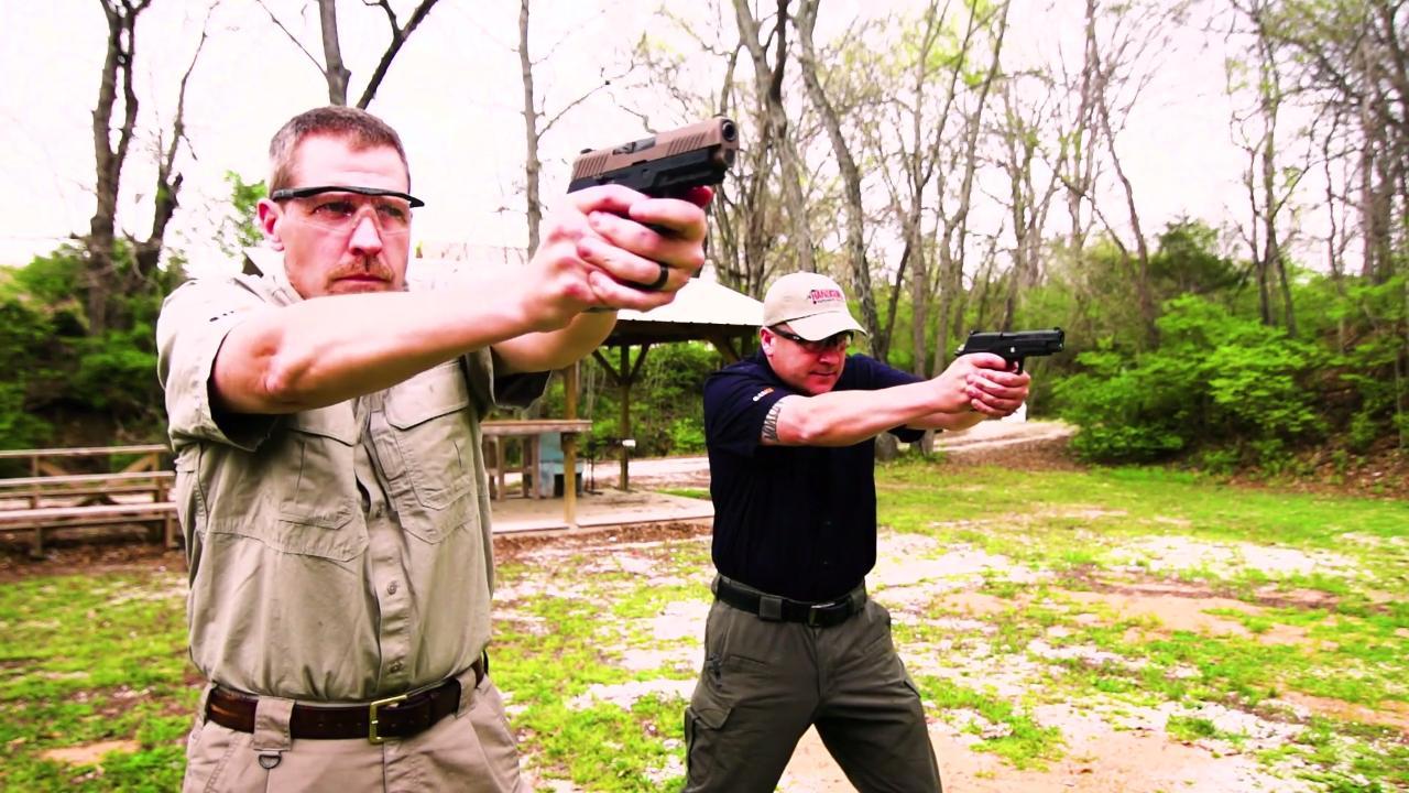 Help Desk: Modifying Carry Guns