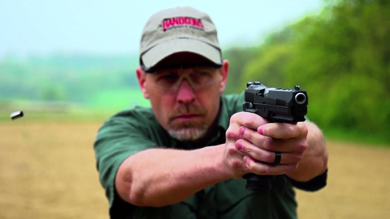 Product Review: SIG Sauer P320 X-Five