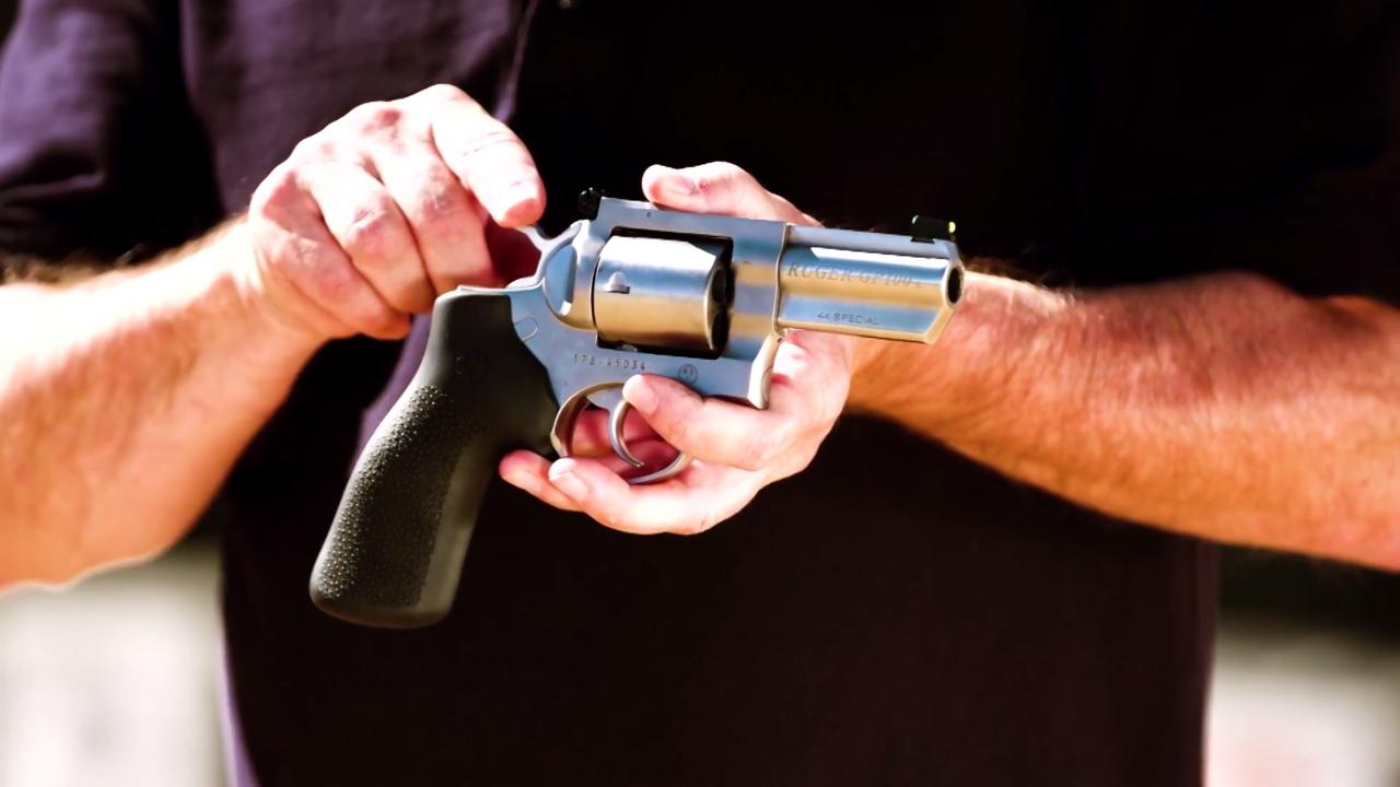 Product Review: Ruger GP100