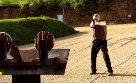 In this tip Richard Nance discusses how to deal with recoil.