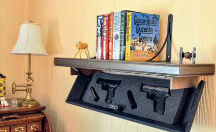 Products that will keep your handguns out of the wrong hands at home and on the road.
