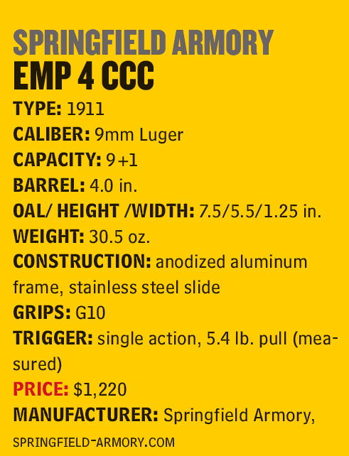SpringfieldEMP4CCC-specs