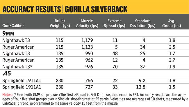 GorillaSilverbackAccuracy