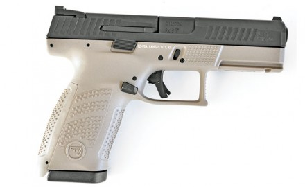 CZ-USA's first striker-fired pistol, the P-10, is a logical extension of the company's lineup. Oh, and it has the best trigger on the market.