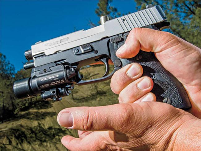 Handgun-Malfunction