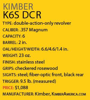 Kimber-KGS-DCR-specs