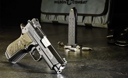 Wilson Combat's new EDC X9 represents the Holy Grail for 1911 fans: a high-capacity gun with all the right proportions.