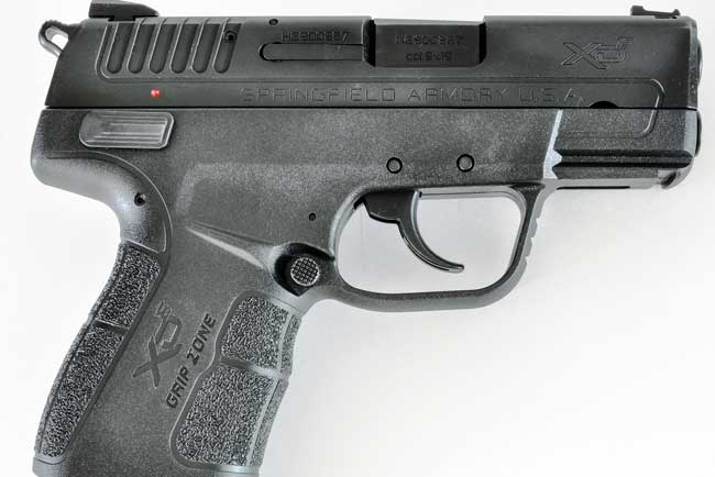 Review: Springfield Armory XD-E