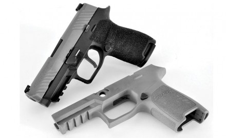 The number of accessories and aftermarket upgrades for the SIG P320 is only going to increase.