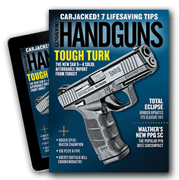 Handguns The Largest HandgunOnly Magazine In The Country - Invoice templates word largest online gun store