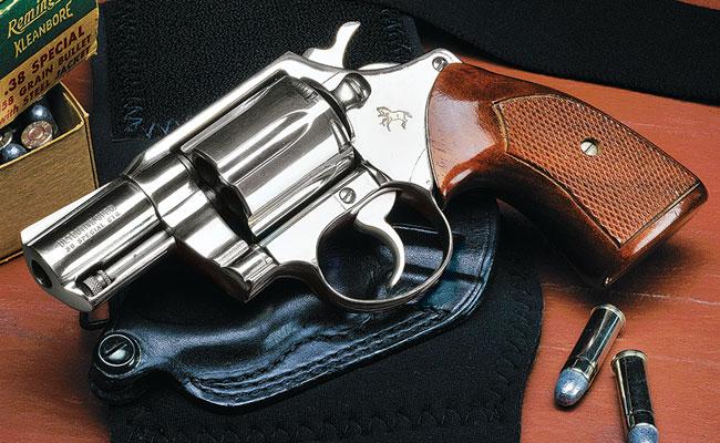 A Classic: Colt Detective Special