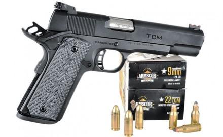 Rock Island Armory 9mm/.22 TCM Combo
