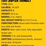 SIG-Sauer-1911-Super-Target-Specs
