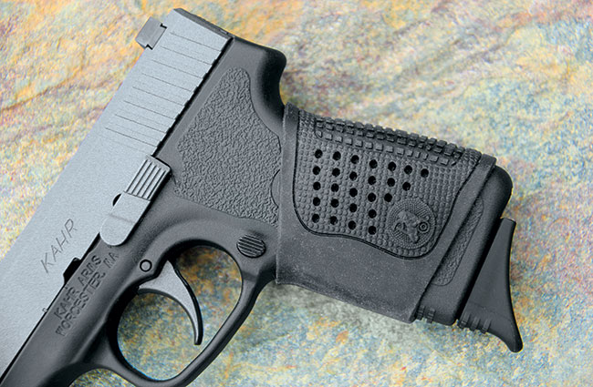 Review: Kahr Arms CT380 Tungsten