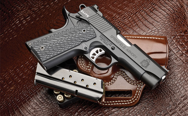 Review: Springfield Armory Range Officer Elite Compact