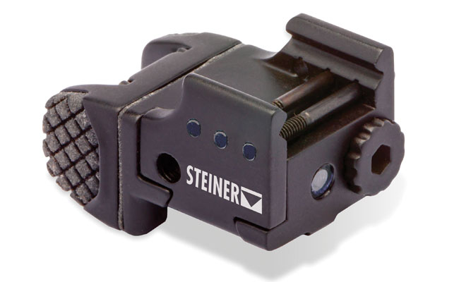 New Pistol-Aiming Laser From Steiner