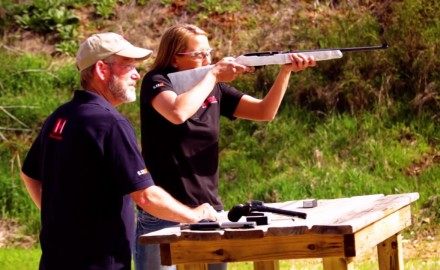 Jessica Nyberg and J. Scott Rupp highlight the benefits of .22 guns as valuable training tools.