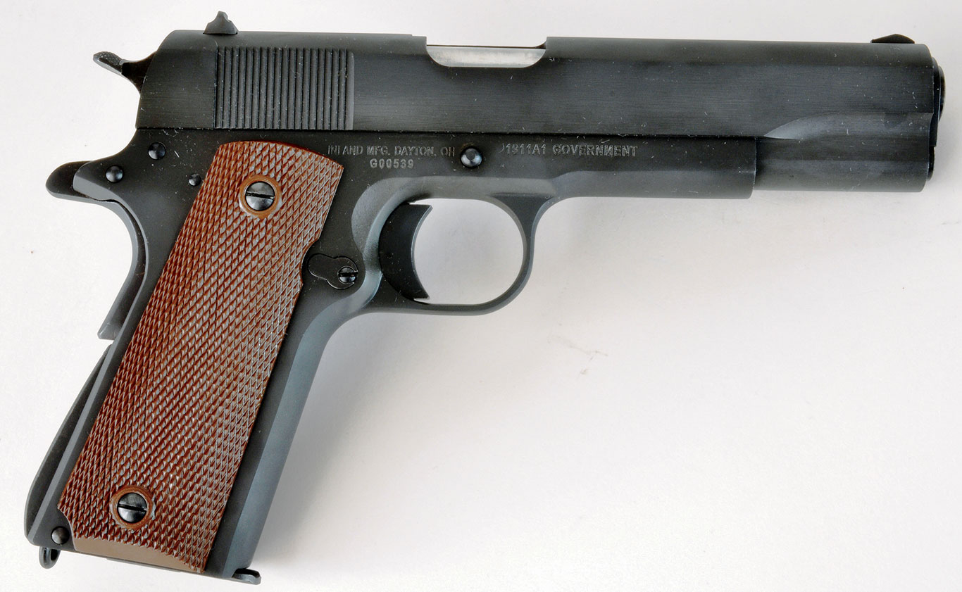 Inland MFG. 1911A1 Government