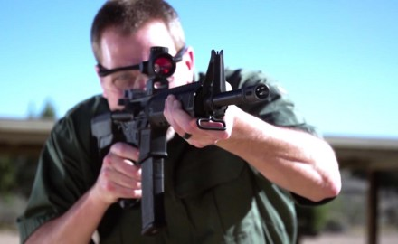 James Tarr takes a look at Springfield Armory's Saint AR rifle.
