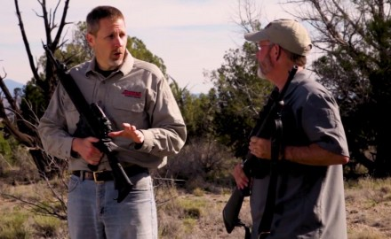 James Tarr and J. Scott Rupp discuss ideal rifles and gear for shooting from 100 to 400 yards.
