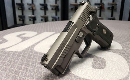SIG SAUER, Inc. introduced the P229 SAO pistol as the newest addition to its Legion Series of firearms.