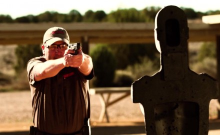 Tactical Tip: Close Quarter Gunfight