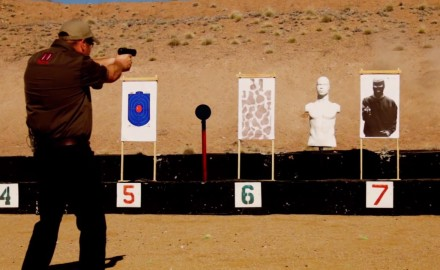 In this tip Richard Nance discusses pros and cons of different types of practice targets.