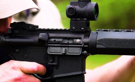 James Tarr and Richard Nance review the cycle of operations when it comes to AR-15's.