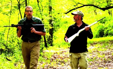 J. Scott Rupp and James Tarr debate the merits of two popular .22 semiauto rifles.