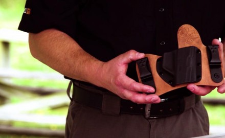 Richard Nance and James Tarr cover the critical decisions in choosing a holster.