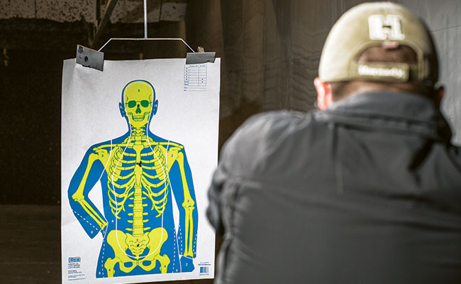 Five Drills To Enhance Your Pistol Skills