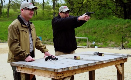 In this segment about revolvers, Richard Nance and James Tarr discuss revolver options and