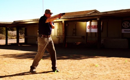 Tactical Tip: One-Handed Shooting