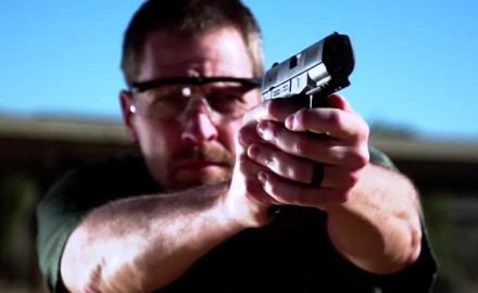 James Tarr highlights the features of the Walther Creed pistol.