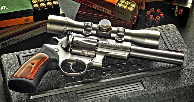 Ruger's Super Redhawk 10mm