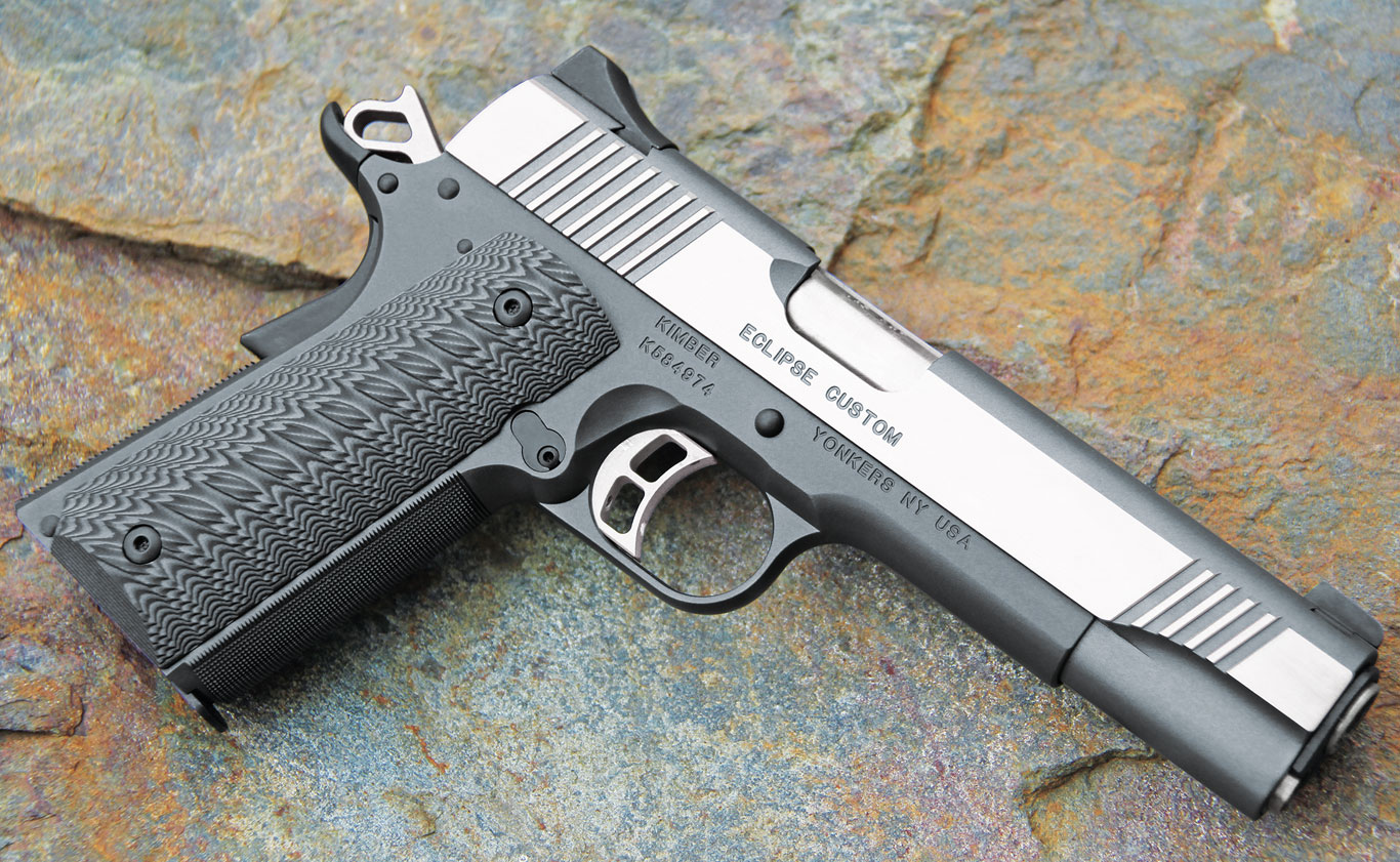 Kimber shines a new light on one of its classic designs.