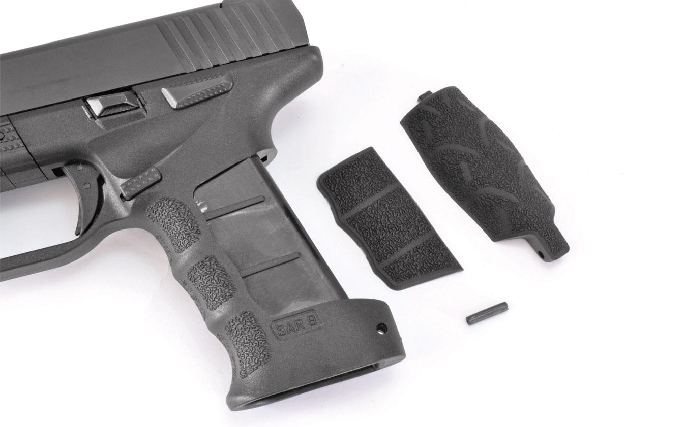 Review: SAR 9 Striker-Fired Semiauto Pistol