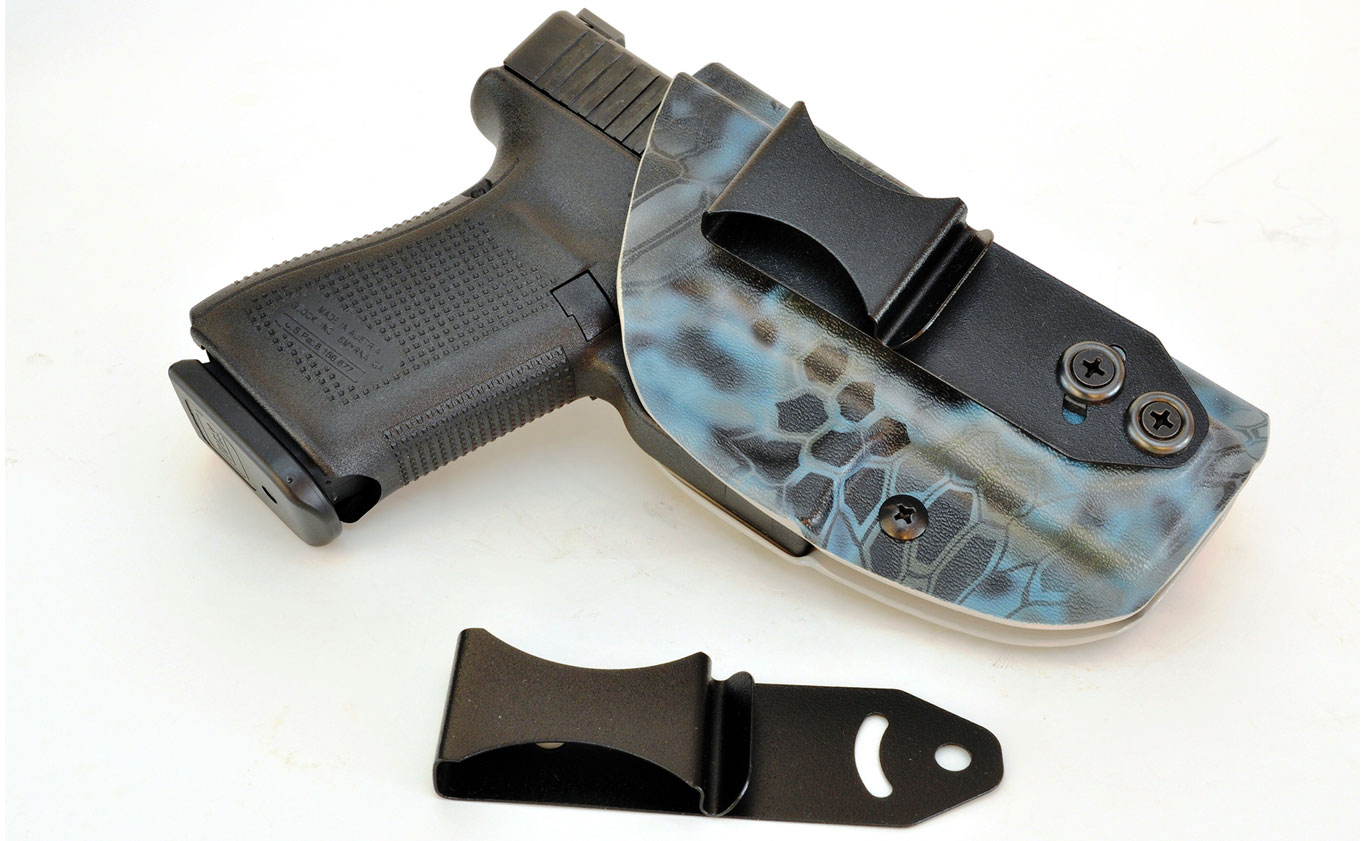 The Vedder Lighttuck IWB Holster
