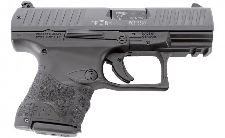 Walther's new PPQ Sub Compact packs a lot into a small package.