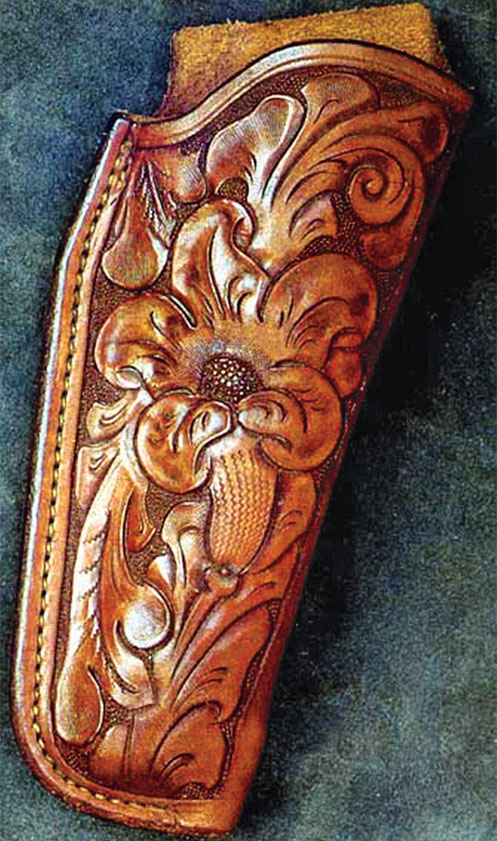 The original Threepersons holster was first made by S.D. Myres.